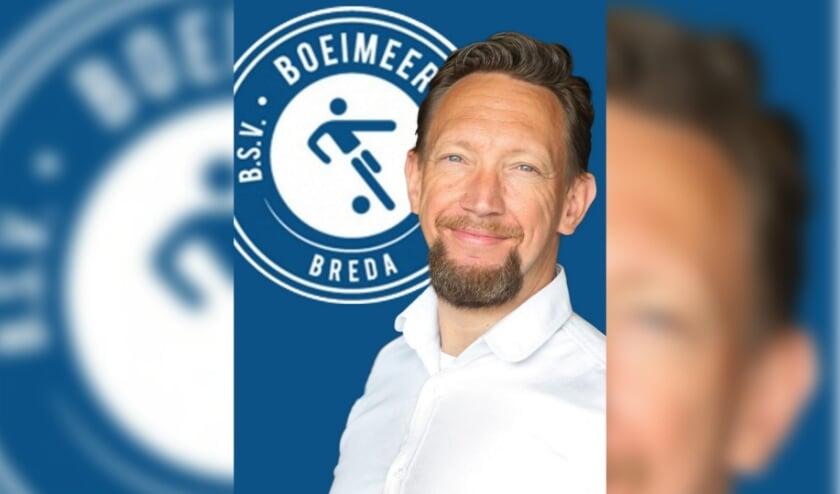 Nieuwe voorzitter: Richard Breedijk