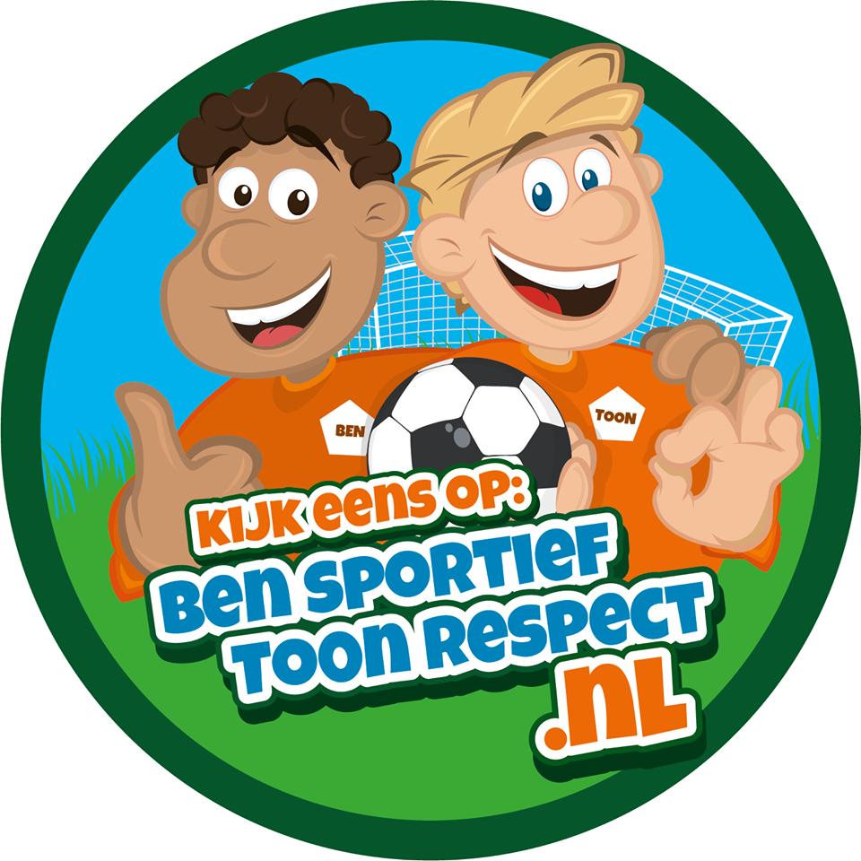 Ben Sportief & Toon Respect