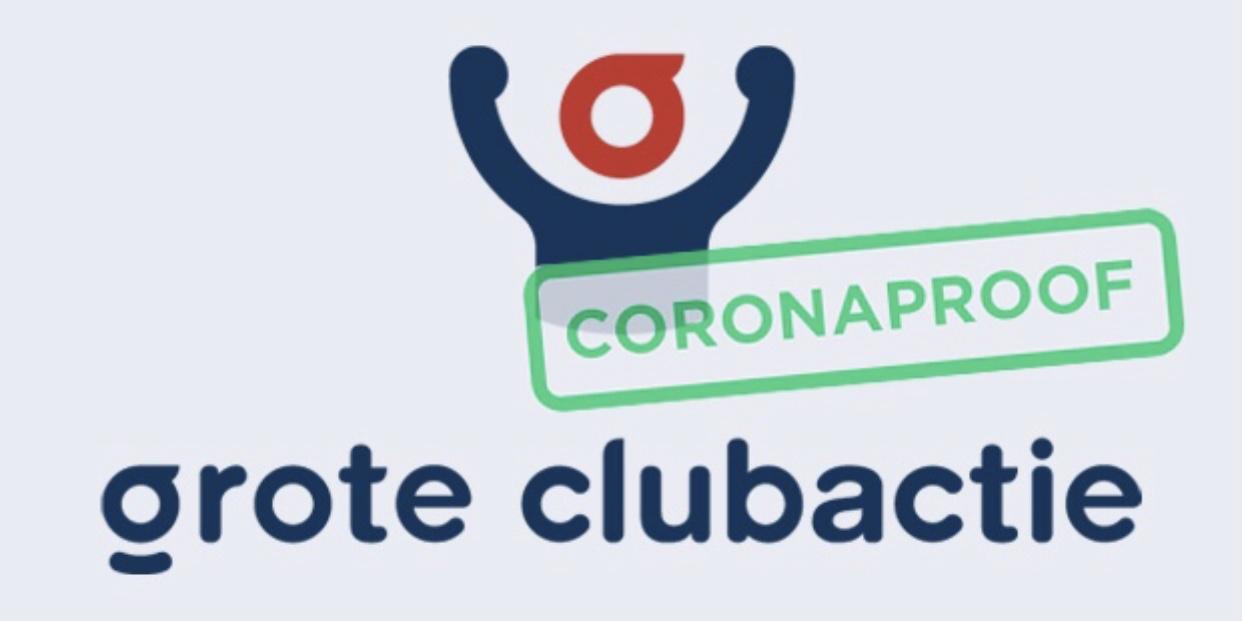 Grote Club Actie 2020 - Coronaproof